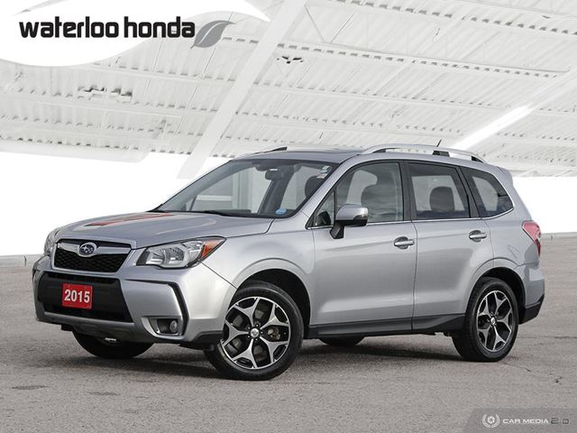 2015 Subaru Forester 2.0XT Touring Bluetooth, Back Up Camera, Navigation, and More! in Waterloo, Ontario