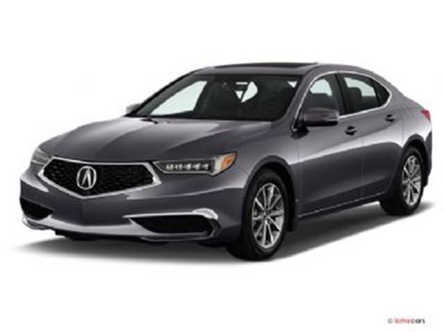 2019 ACURA TLX Aspec Tech Package in Mississauga, Ontario