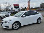 2013 Chevrolet Cruze LT Turbo in Waterloo, Ontario