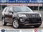 2016 Ford Explorer XLT MODEL, 6CYL 3.5 L, 7 PASS, LEATHER SEATS, NAVI in North York, Ontario