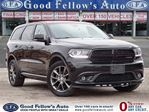 2017 Dodge Durango GT MODEL, 6CYL, AWD, LEATHER SEATS, 7PASSENGER in North York, Ontario