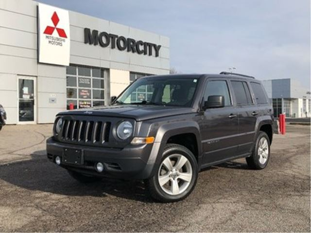 2015 JEEP Patriot North in Whitby, Ontario