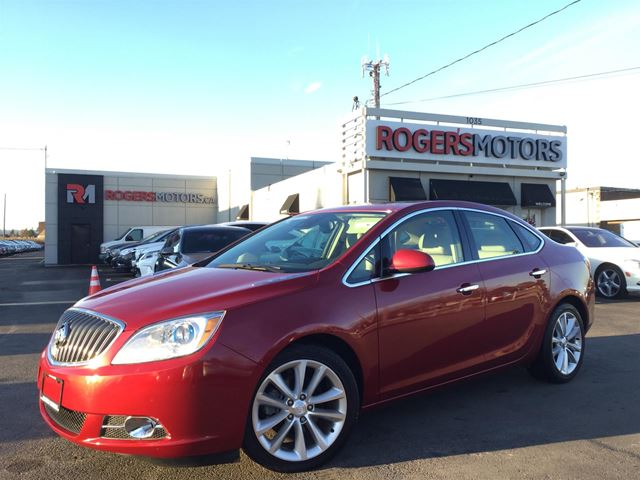 2015 BUICK Verano - NAVI - LEATHER - SUNROOF - REVERSE CAM in Oakville, Ontario