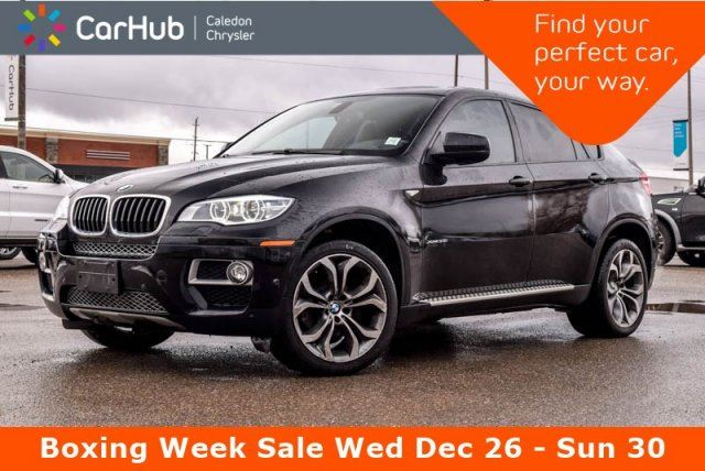 2014 Bmw X6 3 00 Xdrive35i Awd M Pkg Navi Sunroof Backup Cam Bluetooth Leather Heated Seats 19alloy Rims Bolton