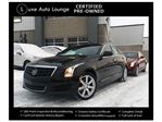 2014 Cadillac ATS SUNROOF! AUTO! BLUETOOTH! POWER HEATED SEATS! in Orleans, Ontario