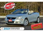 2011 Volkswagen Eos 2.0 TSI LEATHER HTD SEATS LOADED in Ottawa, Ontario