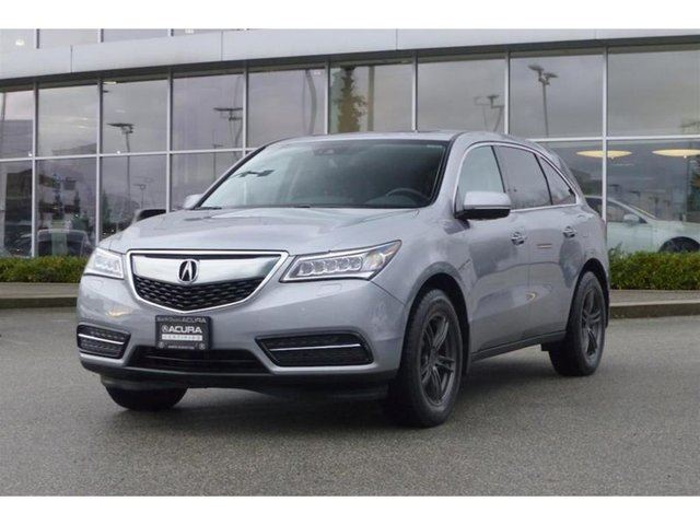2016 Acura MDX Nav Pkg in North Vancouver, British Columbia
