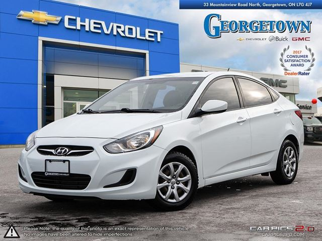 2013 Hyundai Accent Sedan >> 2013 Hyundai Accent Gl Sedan Georgetown