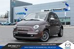 2013 Fiat 500 Lounge LEATHER*ALLOYS*CABRIOLET in Richmond Hill, Ontario