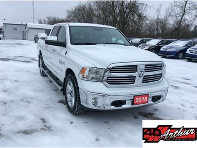 2018 Dodge RAM 1500 Big Horn in