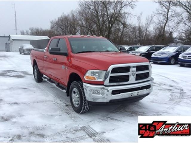 2012 Dodge RAM 2500 SLT in