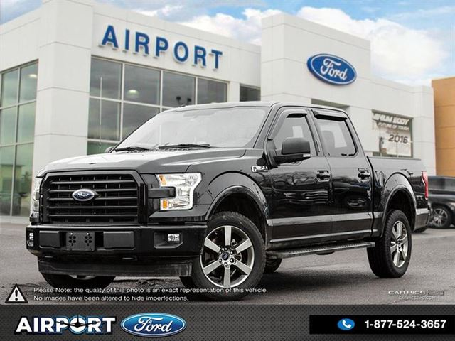 2017 FORD F-150 4X4 XLT Sport with only 44,487 kms in Hamilton, Ontario