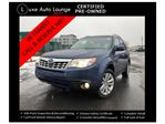 2012 Subaru Forester X Limited - SUNROOF, AUTO, HEATED SEATS, POWER DRIVER SEAT, LUXE CERTIFIED SELECT PRE-OWNED! in Orleans, Ontario