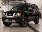 2014 Nissan Xterra PRO-4X 4WD Leather in Kelowna, British Columbia