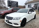 2011 Mercedes-Benz C250 C 250 4Matic AWD LEATHER SUNROOF in Mississauga, Ontario