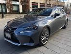 2018 Lexus IS 300 AWD w/Luxury Package in Mississauga, Ontario