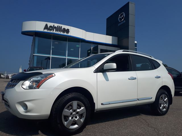 2013 NISSAN Rogue S, Auto, 4 Cyl, Clean! in Milton, Ontario