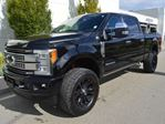 2017 Ford F-350  Platinum 4x4 SD Crew Cab 160.0 in. WB in Kamloops, British Columbia