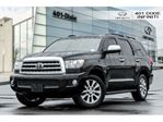 2016 Toyota Sequoia Limited! Backup Cam! Navi! in Mississauga, Ontario