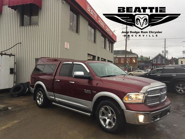 2017 Dodge RAM 1500 Laramie in
