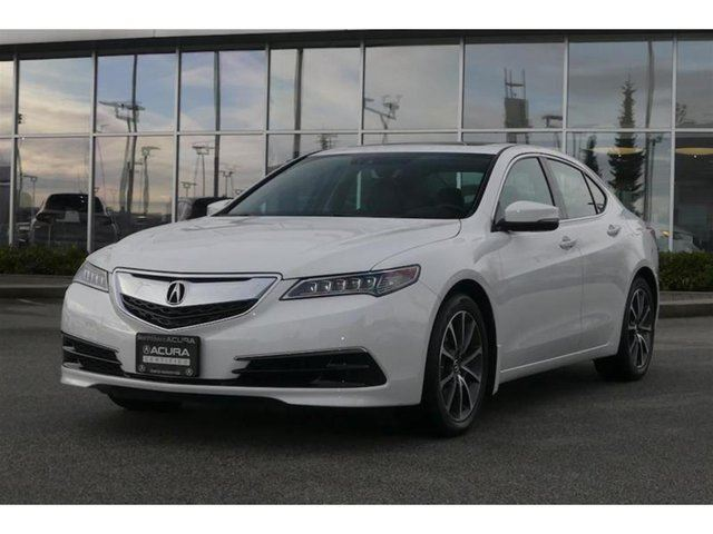 2017 Acura TLX 3.5L SH-AWD w/Tech Pkg *Acura Certified* in North Vancouver, British Columbia