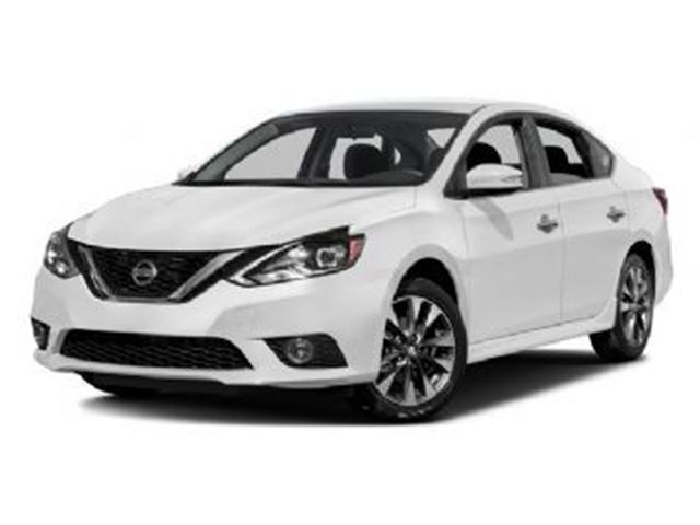 2017 NISSAN Sentra SV STYLE PACK in Mississauga, Ontario