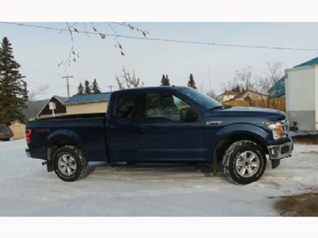 2018 FORD F-150 4WD SUPER CAB XL in Mississauga, Ontario