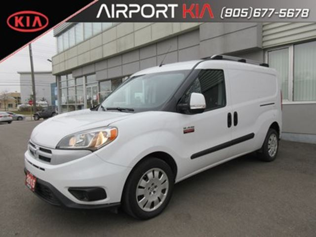 2015 RAM Promaster City SLT / Camera/ LOW KMs in Mississauga, Ontario