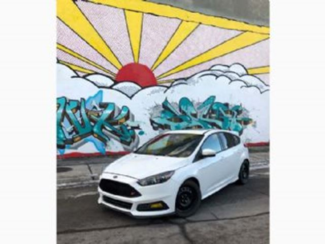 2016 FORD Focus ST-Plan Entretien inclus &  4 ans 80000km compl+Â¿te. in Mississauga, Ontario