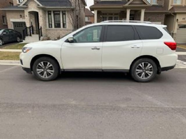 2017 NISSAN Pathfinder SV 4x4 w/ LEASE END PROTECTION & REMOTE STARTER in Mississauga, Ontario