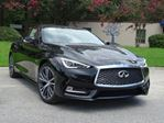 2018 Infiniti Q60 3.0T SPORT AWD + Excess Wear Protection in Mississauga, Ontario