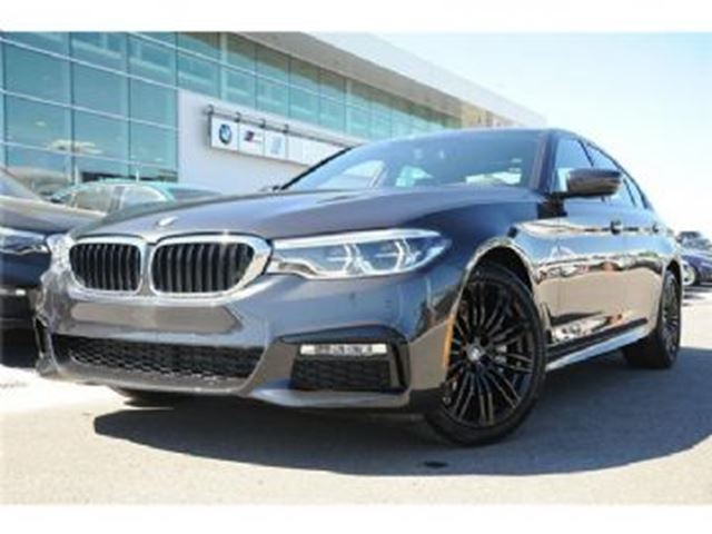 2018 BMW 5 Series 530i xDrive Sedan in Mississauga, Ontario