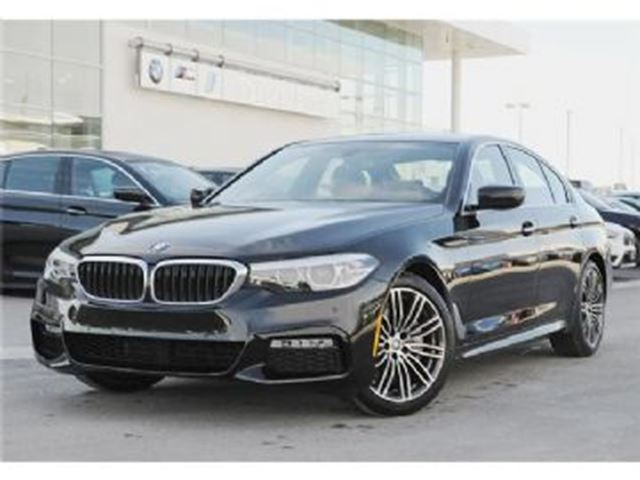2018 BMW 5 Series 540d xDrive Sedan in Mississauga, Ontario