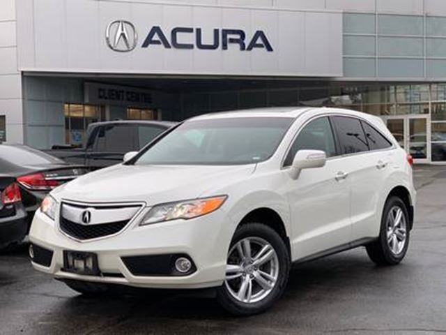 2015 ACURA RDX TECH   1OWNER   NOACCIDENTS   NEWBRAKES in Burlington, Ontario