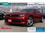 2014 Chevrolet Camaro 1LT/323hp/2 SETS OF TIRES&RIMS/REMOTE STRT/19s in Milton, Ontario