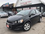 2012 Chevrolet Sonic BLUETOOTH! AUX JACK! in St Catharines, Ontario