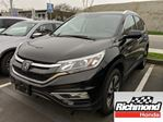 2016 Honda CR-V Touring AWD! Honda Certified Extended Warranty to in Richmond, British Columbia