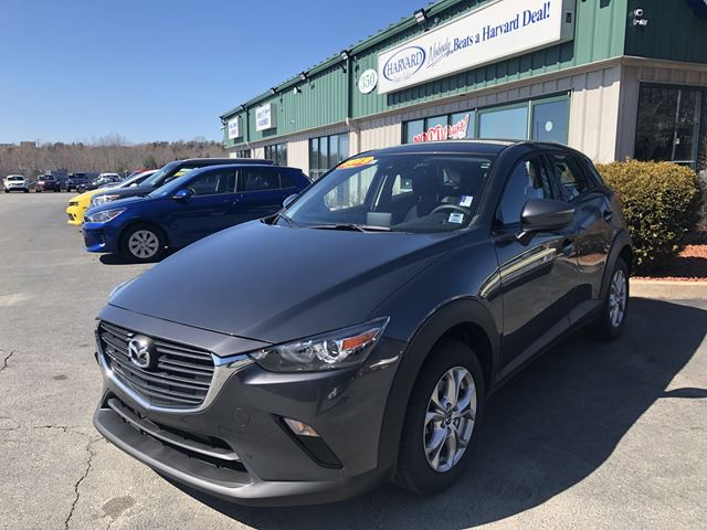 2019 MAZDA CX-3 GS CLEAN CARFAX/ONE OWNER/BACKUP CAMERA/BLUETOOTH/KEYLESS/ALLOYS in Lower Sackville, Nova Scotia