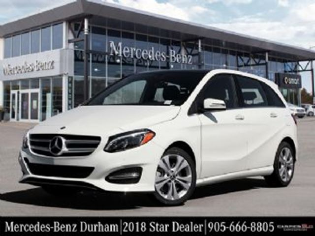 2019 MERCEDES-BENZ B-Class B250 4MATIC in Mississauga, Ontario