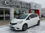 2015 Nissan Versa SR in Collingwood, Ontario