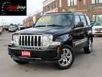 2009 Jeep Liberty Limited Edition 4X4 Leather-Sky Roof in Hamilton, Ontario