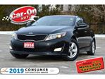 2014 Kia Optima AUTO A/C HTD SEATS BLUETOOTH ALLOYS in Ottawa, Ontario