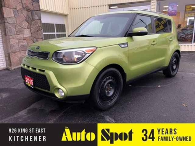 2015 KIA Soul EX+ ECO/PRICED - IMMEDIATE SALE ! in Kitchener, Ontario