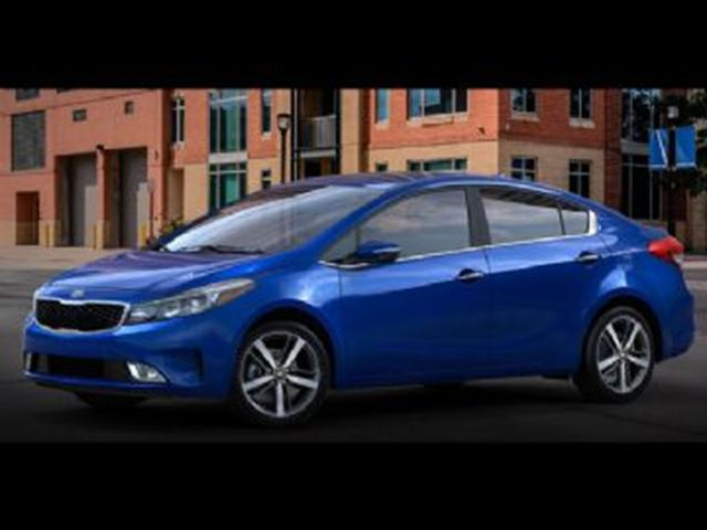 2017 KIA Forte LX + w/ EXCESS WEAR/TEAR PROTECTION in Mississauga, Ontario