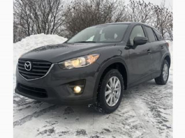 2016 MAZDA CX-5 2016.5 awd GS in Mississauga, Ontario