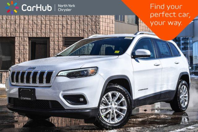 2019 JEEP Cherokee North in Thornhill, Ontario