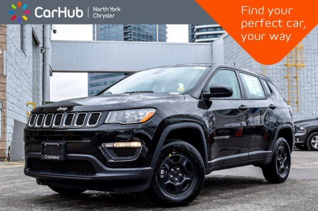 2019 JEEP Compass Sport in Thornhill, Ontario