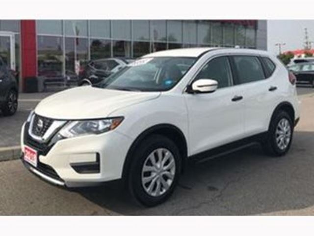 2018 NISSAN Rogue FWD S ~ Low monthly payment! in Mississauga, Ontario