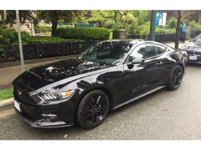 2017 FORD Mustang Ecoboost in Mississauga, Ontario