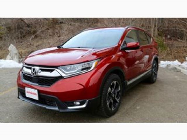 2018 HONDA CR-V Touring in Mississauga, Ontario